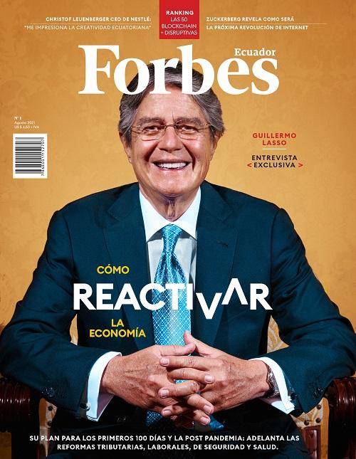 Forbes Ecuador - Primera Edición